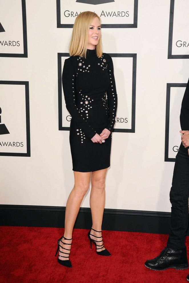 Nicole Kidman 2015 Grammy Awards 12 Gotceleb