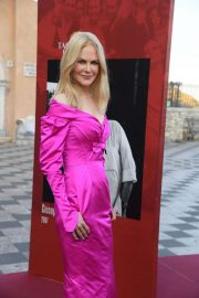 Nicole Kidman - 65th Taormina Film Fest in Taormina