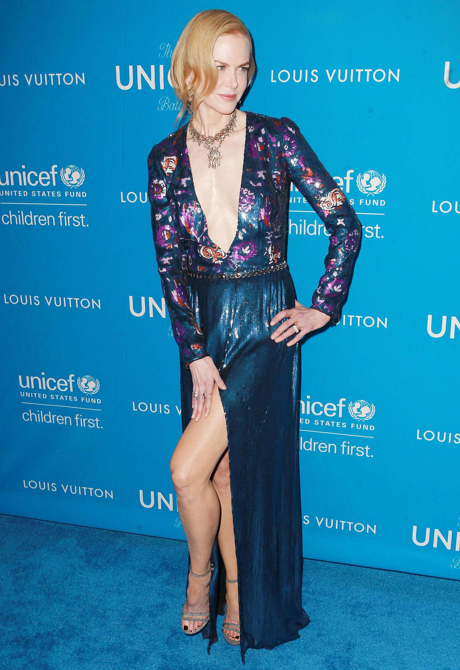 Nicole Kidman 2016 : Nicole Kidman: 6th Biennial UNICEF Ball -01