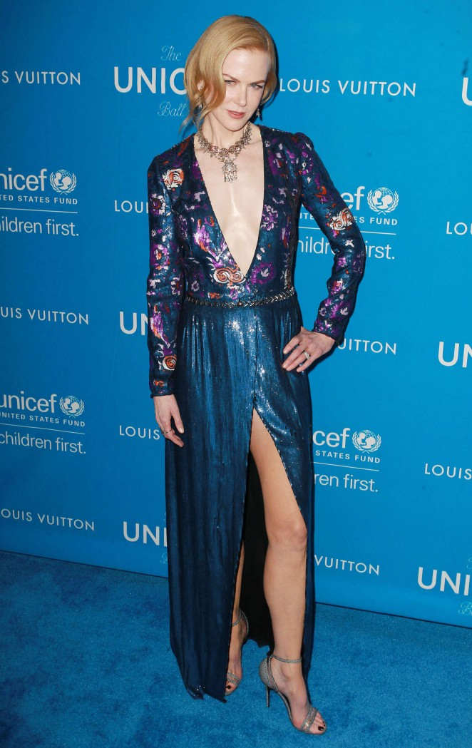 Nicole Kidman: 6th Biennial UNICEF Ball -04