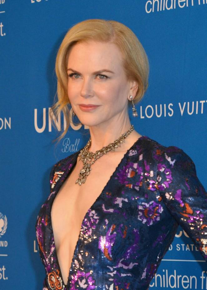 Nicole Kidman 2016 : Nicole Kidman: 6th Biennial UNICEF Ball -12