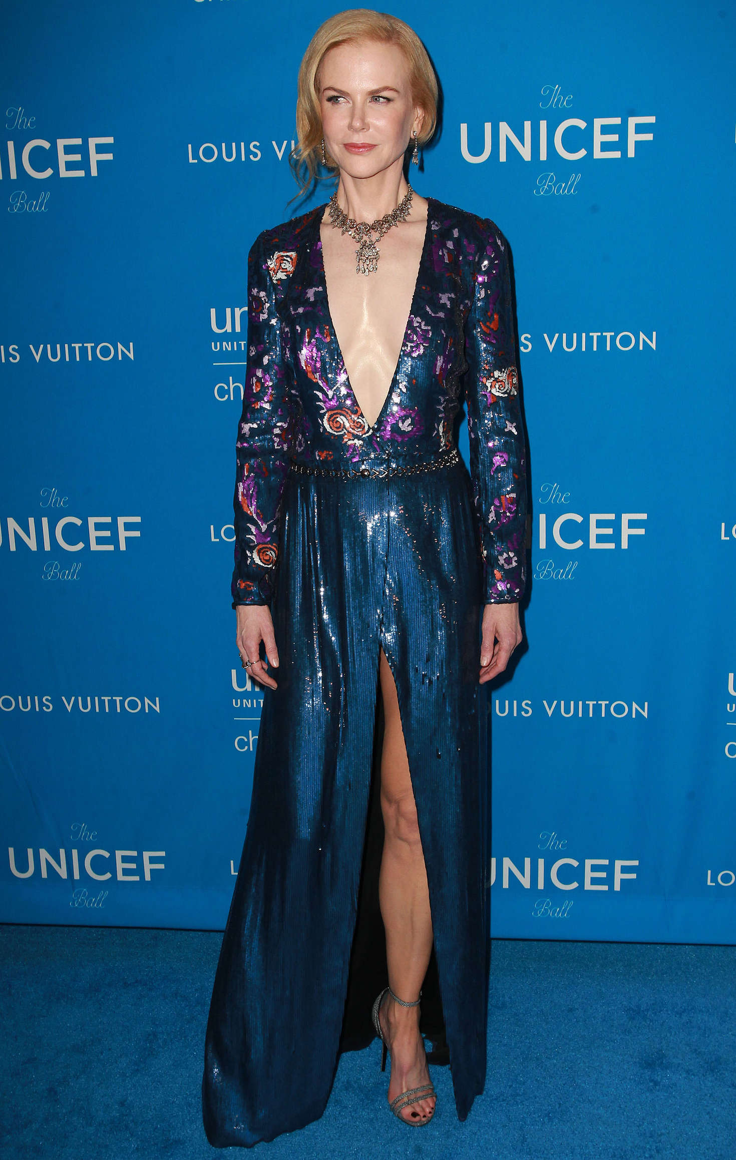 Nicole Kidman 2016 : Nicole Kidman: 6th Biennial UNICEF Ball -14