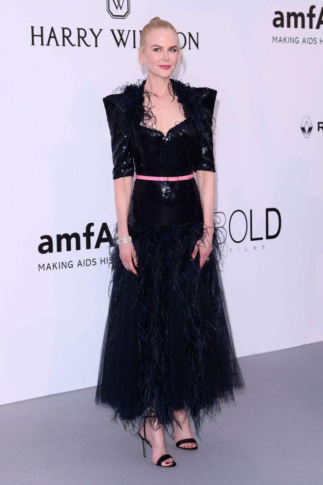 Nicole Kidman - amfAR's 24th Cinema Against AIDS Gala in Cannes