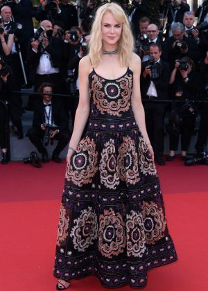 Nicole Kidman - Anniversary Soiree at 70th Cannes Film Festival