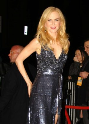 Nicole Kidman - Arriving at 2017 Gotham Independent Film Awards in NYC