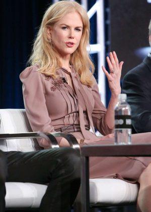 Nicole Kidman - 'Big Little Lies' Panel at 2017 TCA Winter Tour in Pasadena