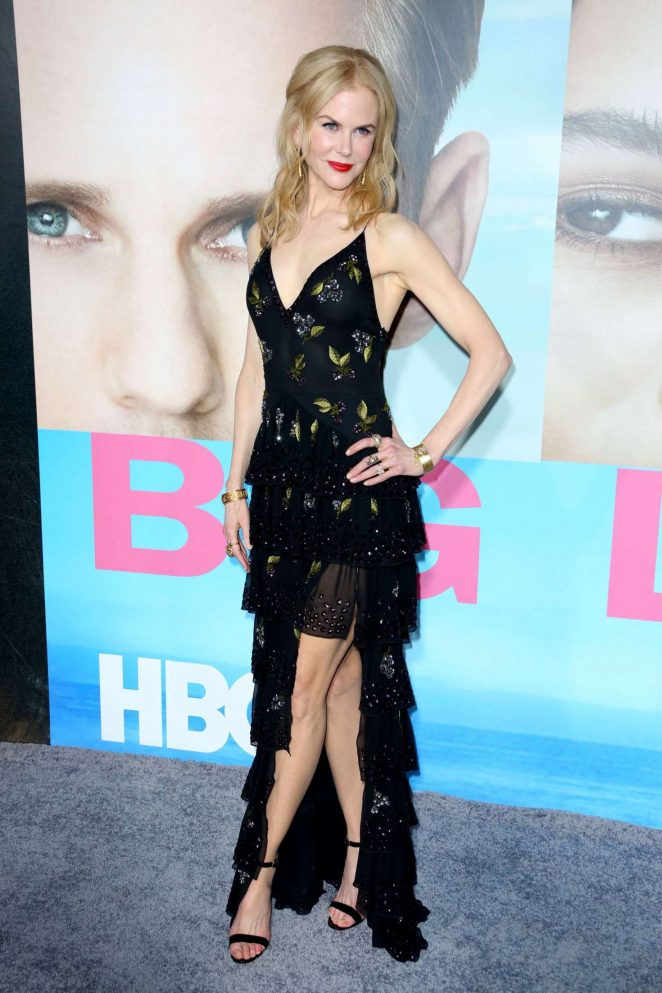 Nicole Kidman - 'Big Little Lies' Premiere in Los Angeles