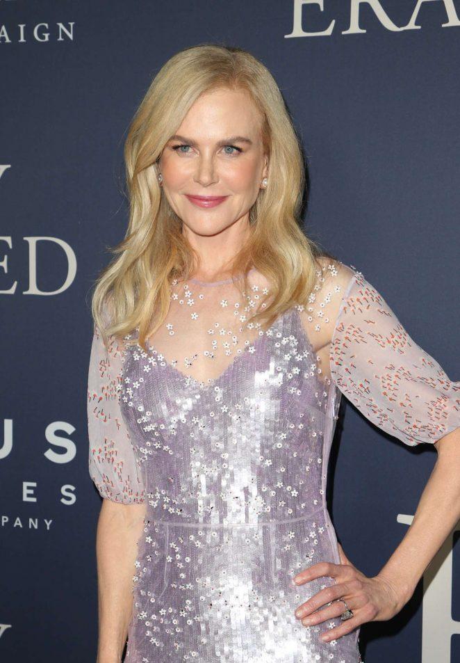 Nicole Kidman – 'Boy Erased' Special Screening in Los Angeles