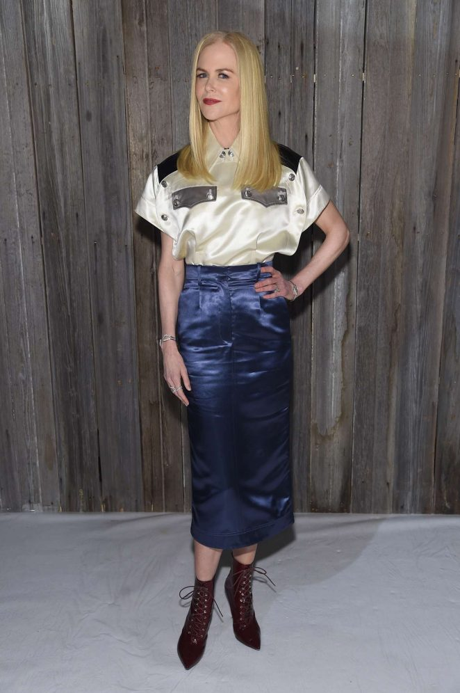 Nicole Kidman - Calvin Klein Fashion Show 2018 in New York