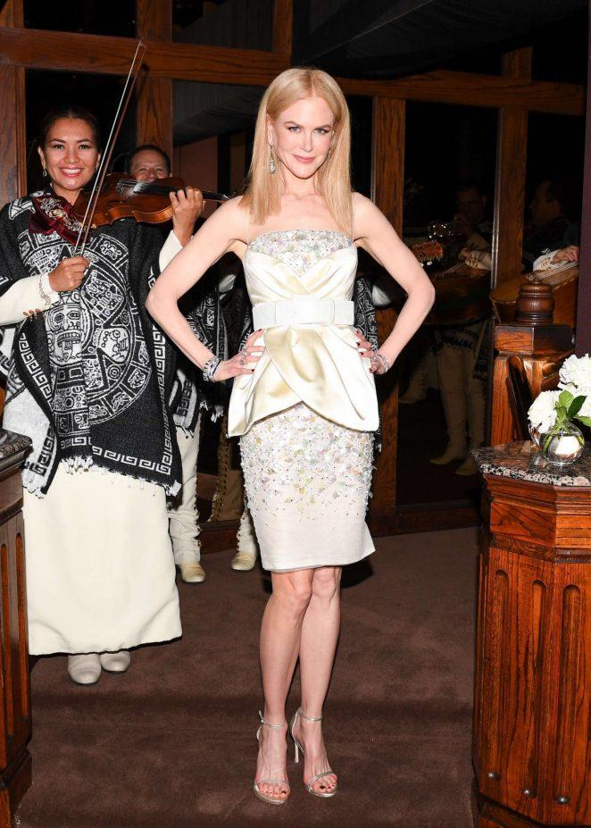 Nicole Kidman - Charles Finch and Chanel Annual Pre-Oscar Awards Dinner in LA