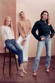 Nicole Kidman, Charlize Theron and Margot Robbie - Elle Italy Magazine (January 2020)