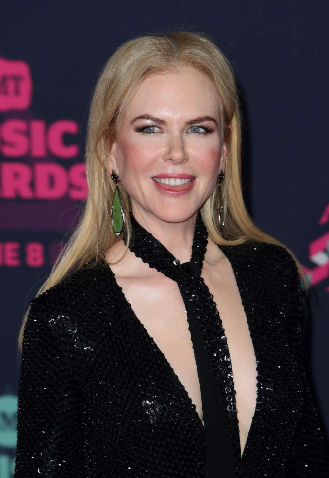 Nicole Kidman - CMT Music Awards 2016 in Nashville