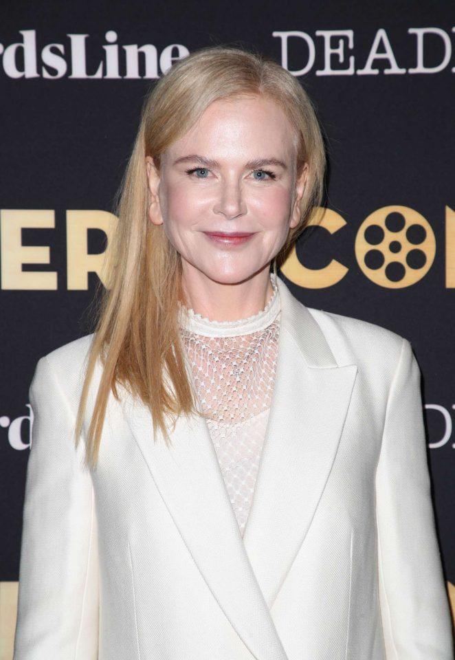 Nicole Kidman - Deadline Contenders in Los Angeles