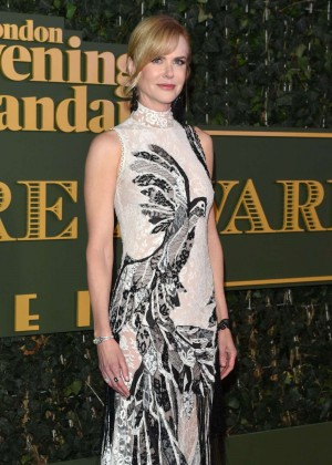 Nicole Kidman - Evening Standard Theatre Awards 2015 in London