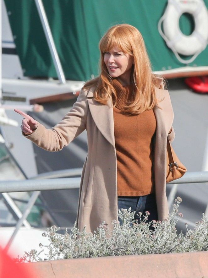 Nicole Kidman Says Filming Big Little Lies Sex Scenes Left Her Humiliated and Ashamed