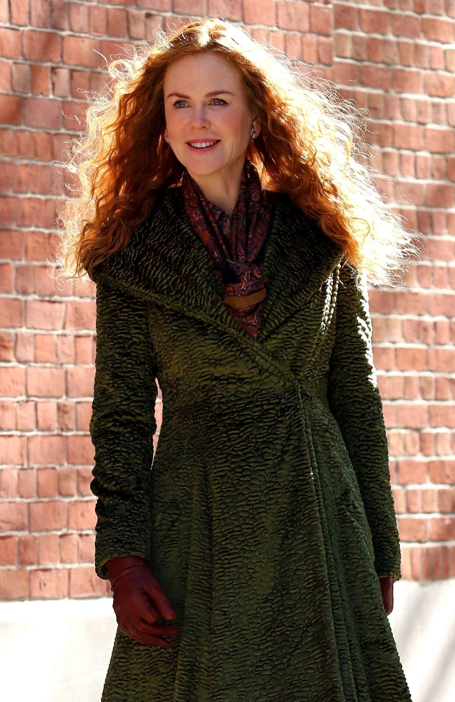Nicole Kidman: Filming The Undoing in NYC -06 | GotCeleb