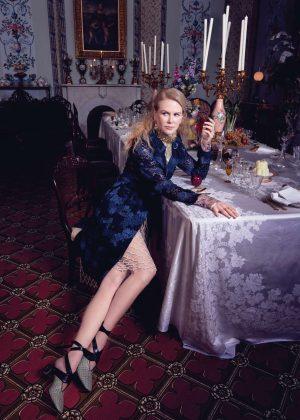 Nicole Kidman - Flaunt Magazine (November 2016)