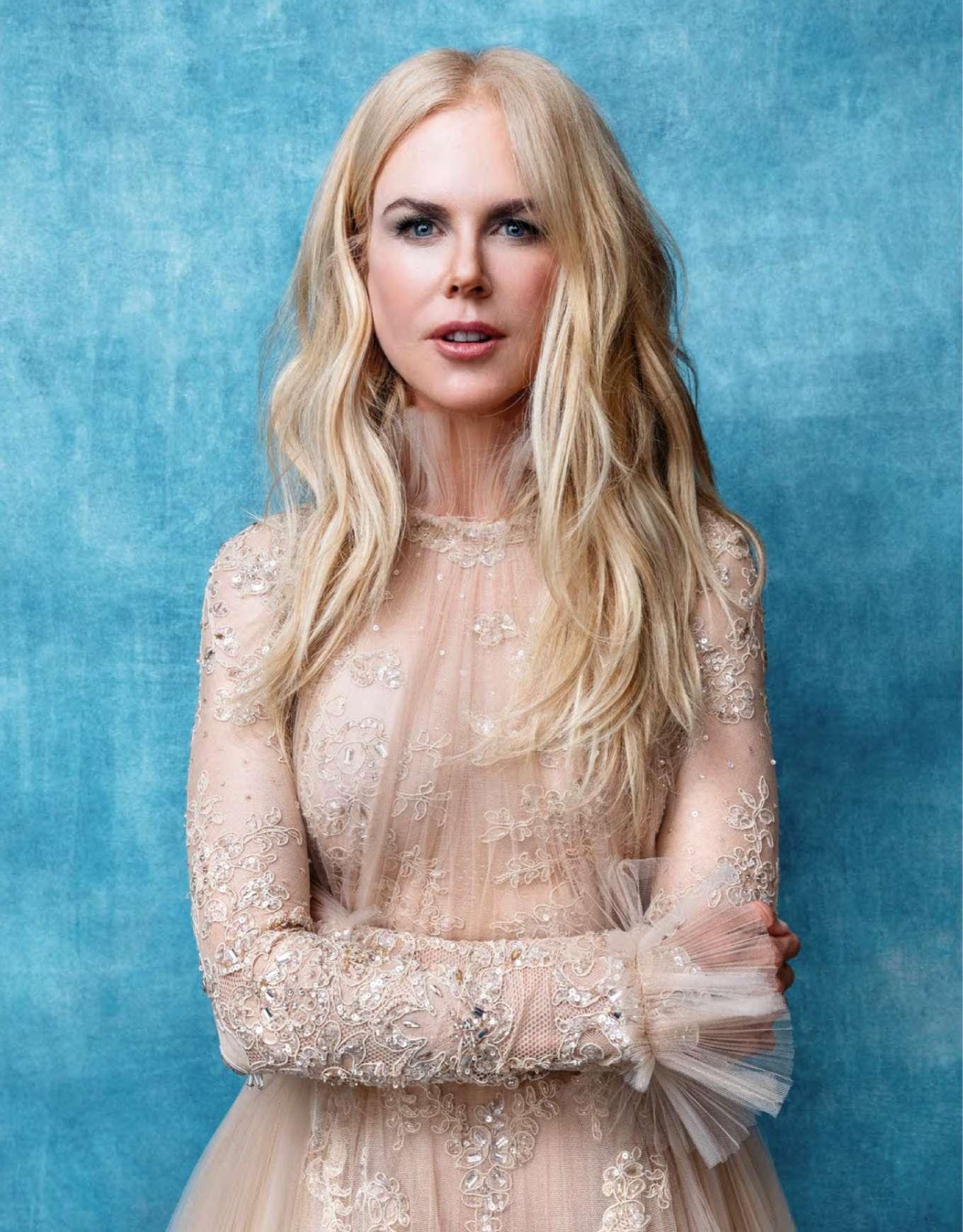 Nicole Kidman - Foxtel Magazine (June 2019)