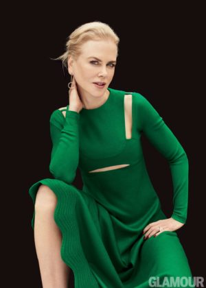 Nicole Kidman - Glamour US 'Women of the Year' (December 2017)