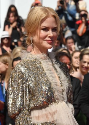 Nicole Kidman - 'How to Talk to Girls at Parties' Premiere at 70th Cannes Film Festival