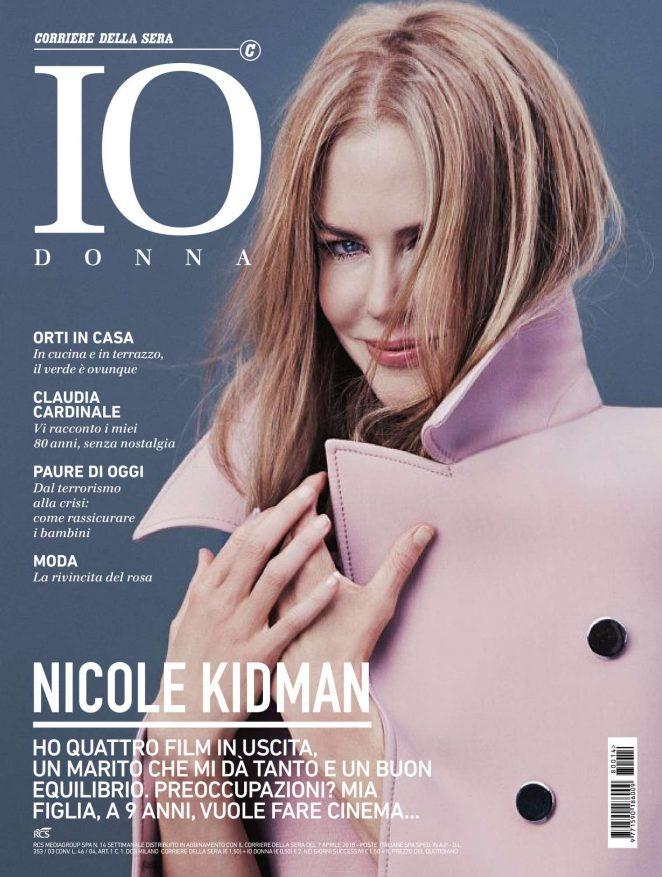 Nicole Kidman - Io Donna del Corriere della Sera (April 2018)