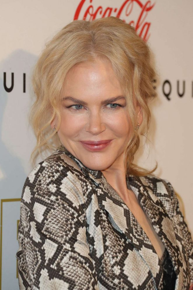 Nicole Kidman - Life Is Good at Gold Meets Golden Event in LA