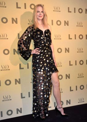 Nicole Kidman - 'Lion' Premiere in Paris