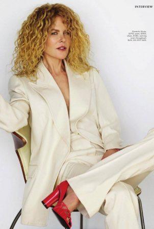 Nicole Kidman - Marie Claire Magazine (Australia - November 2020)