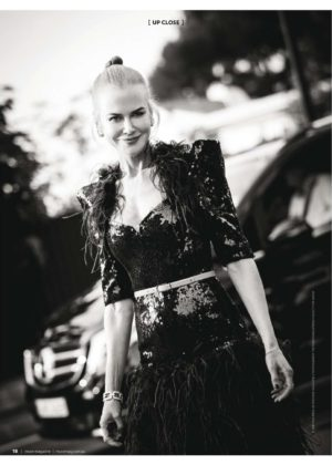 Nicole Kidman - Muse Magazine (January 2018)