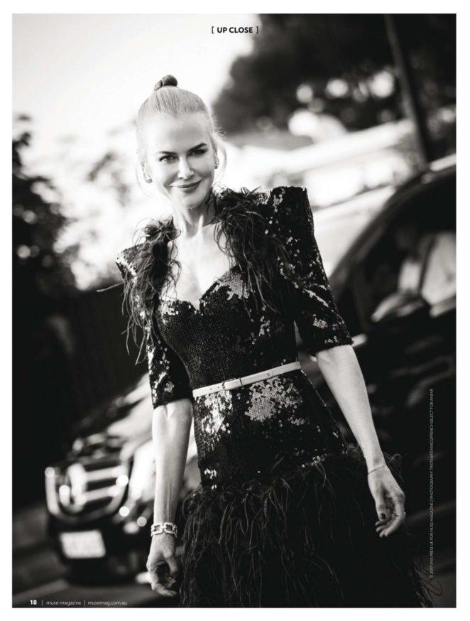 Nicole Kidman - Muse Magazine (January 2018)