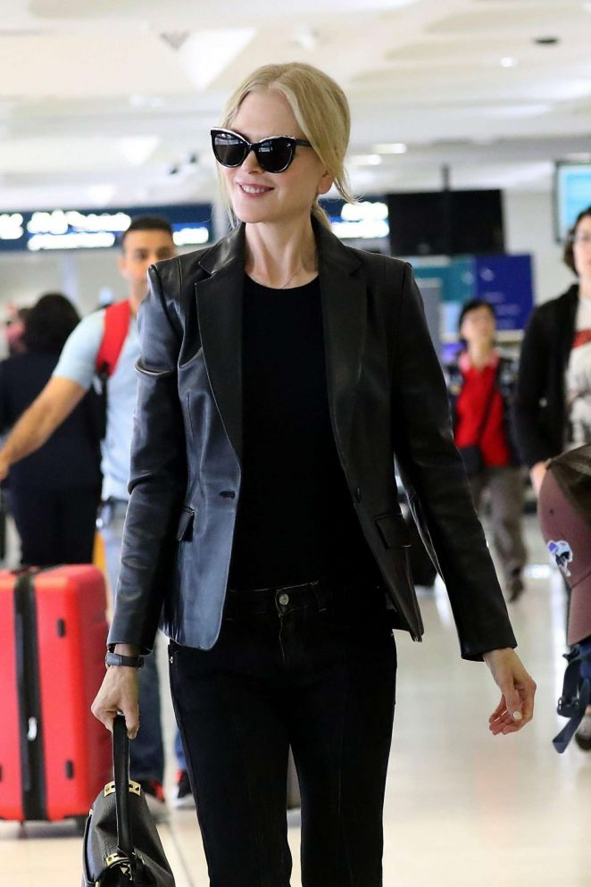 Nicole Kidman - Out in Sydney