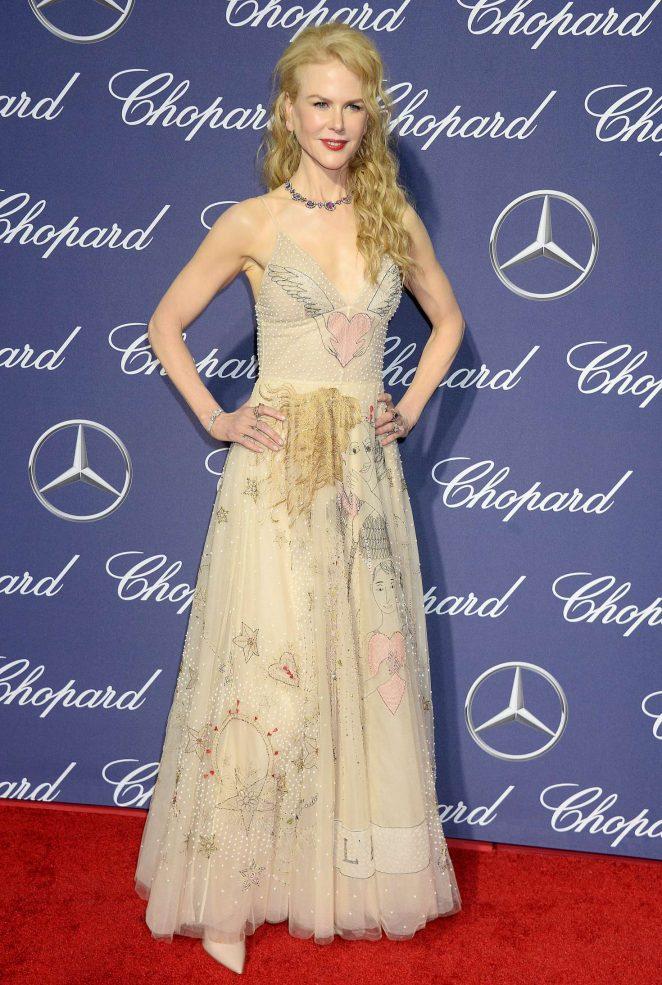 Nicole Kidman - Palm Springs International Film Festival Awards Gala in Palms Springs