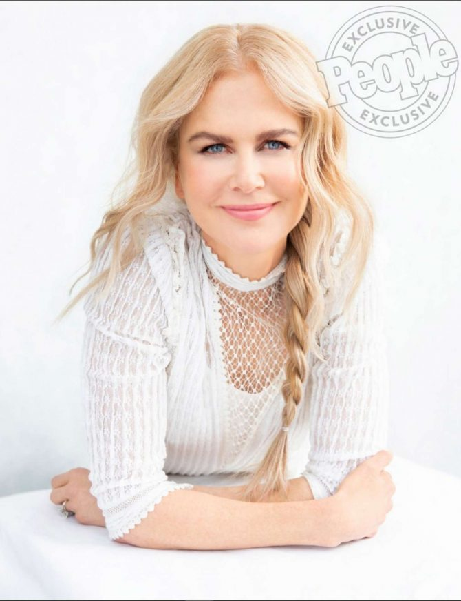 Nicole Kidman – People Magazine (January 2019)