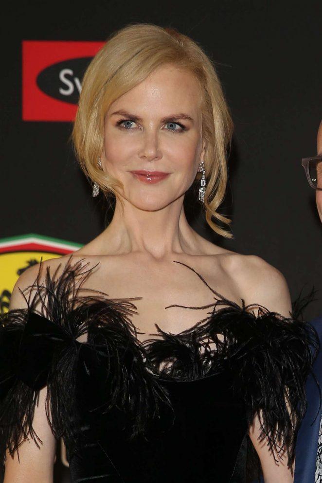 Nicole Kidman - Swisse and Ferrari Event in Melbourne