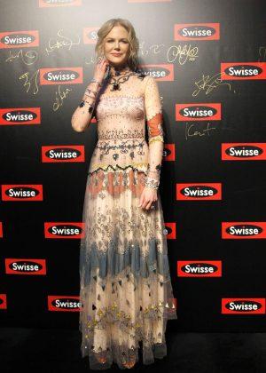 Nicole Kidman - Swisse Promotional Event in Shanghai