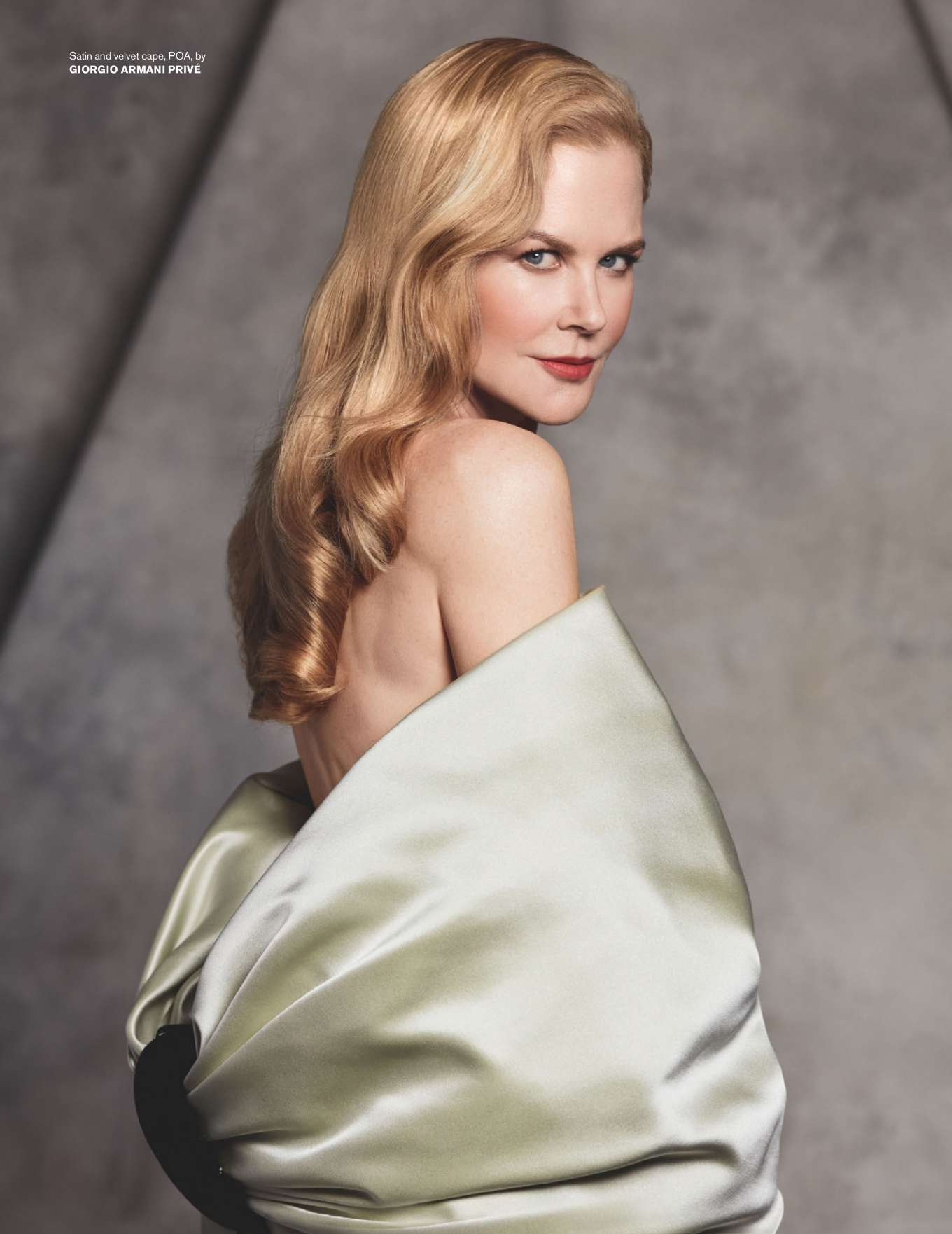 Nicole Kidman - Tatler UK Magazine (January 2020)