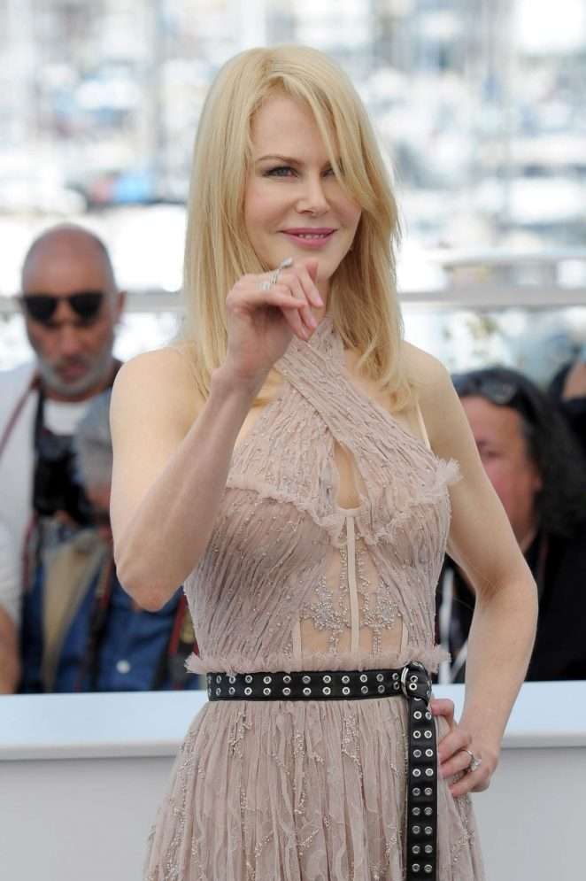 Nicole Kidman - 'The Beguiled' Photocall at 70th Cannes Film Festival