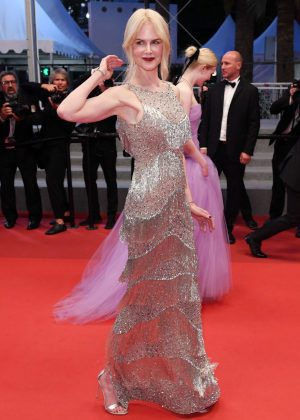 Nicole Kidman - 'The Beguiled' Premiere at 70th Cannes Film Festival