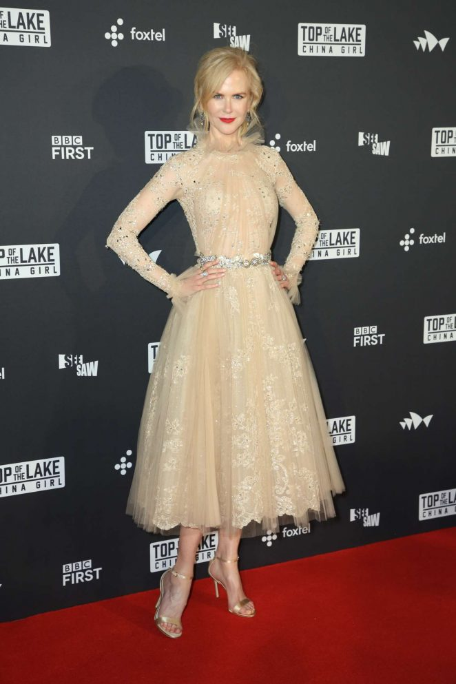 Nicole Kidman - 'Top of the Lake: China Girl' Premiere in Sydney