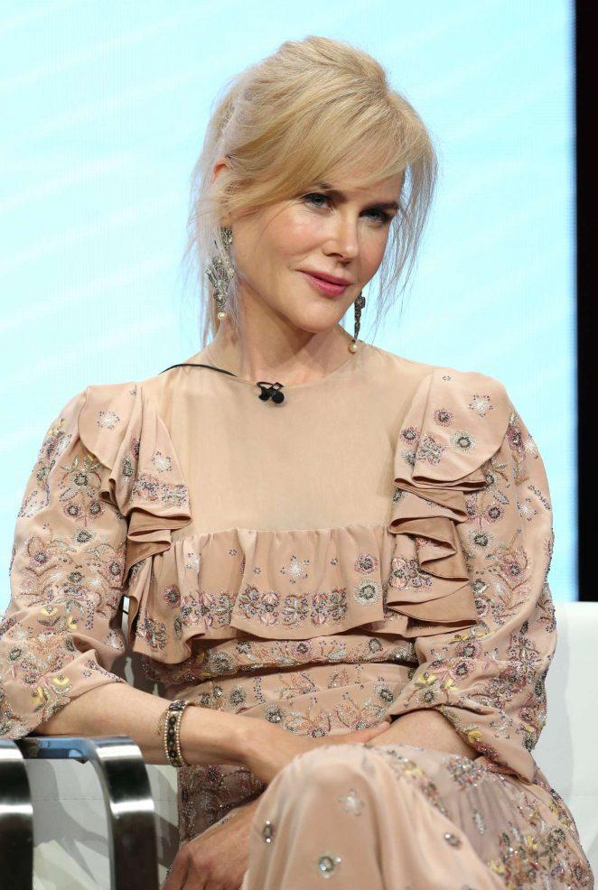 Nicole Kidman - 'Top of the Lake: China Girl' TV Show Panel at 2017 TCA Summer Press Tour in LA