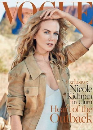 Nicole Kidman - Vogue Australia (September 2015)