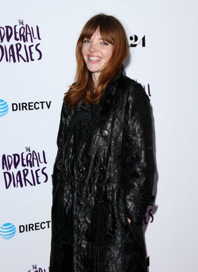 Nicole LaLiberte - 'Adderall Diaries' Premiere in Los Angeles