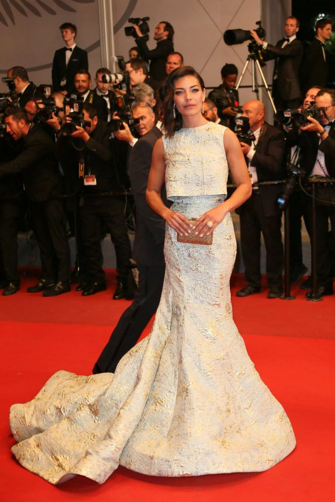 Nicole Muirbrook - 'The Square' Premiere at 70th Cannes Film Festival