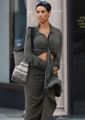 Nicole Murphy -  Out and about in Beverly Hills