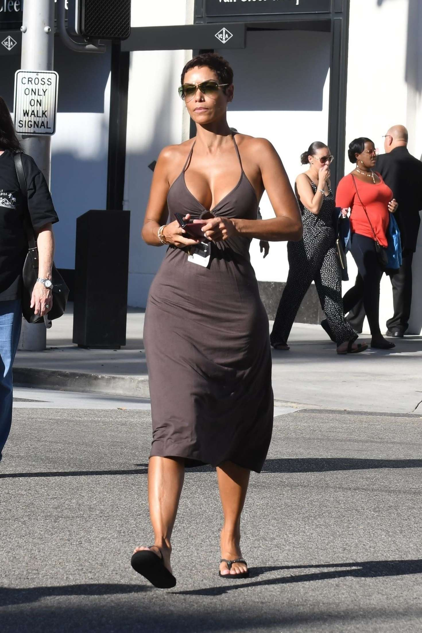 Nicole Murphy 2018 : Nicole Murphy: Out in Los Angeles -07