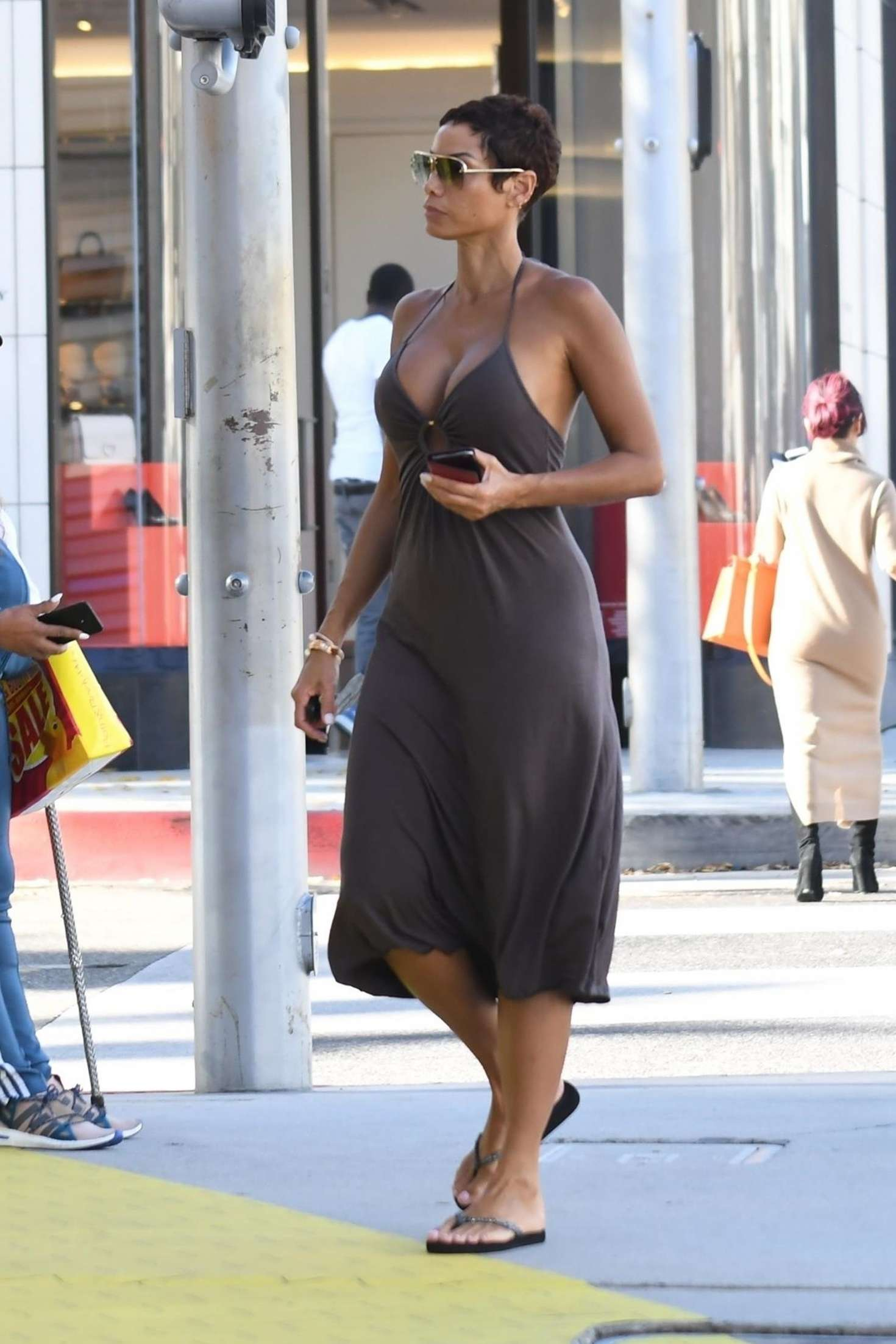 Nicole Murphy - Out in Los Angeles