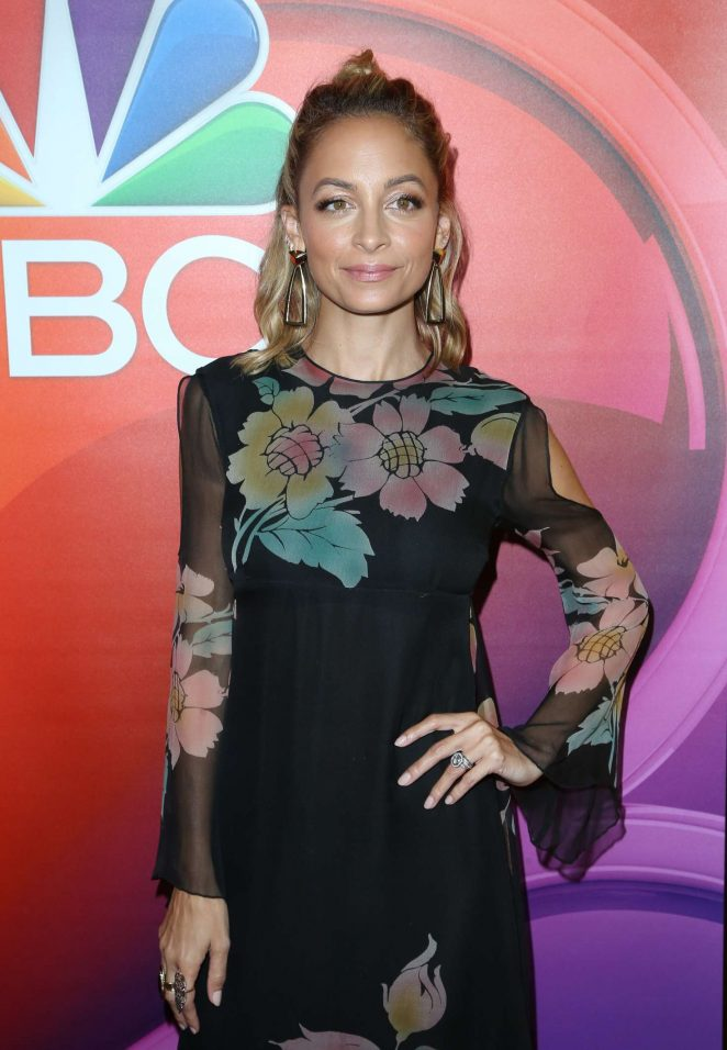 Nicole Richie - 2017 NBC Summer TCA Press Tour in Beverly Hills