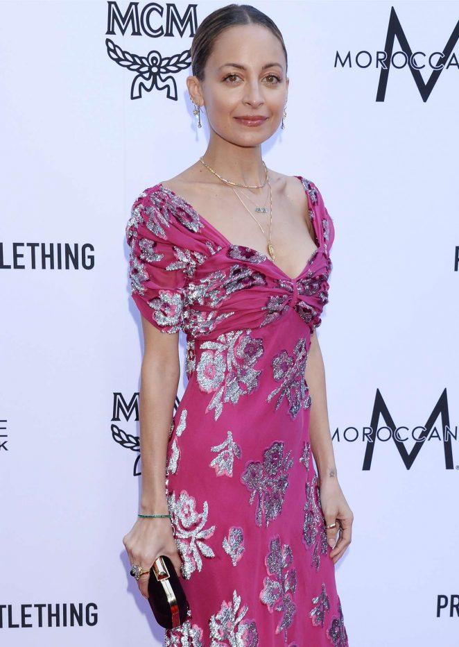 Nicole Richie - 2018 Fashion Los Angeles Awards in LA