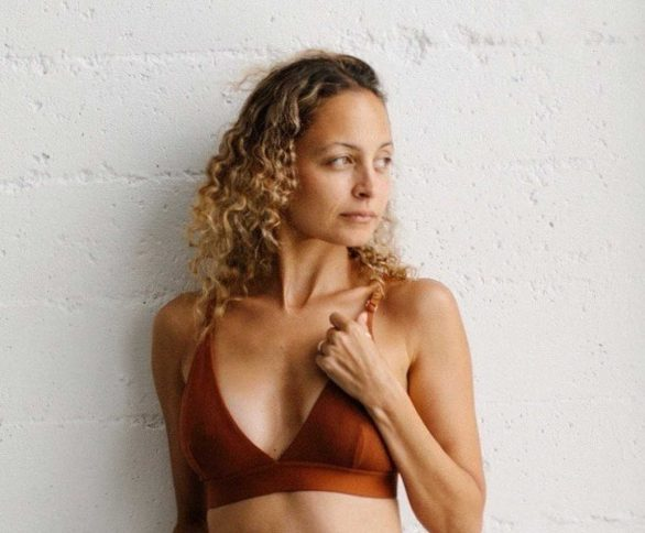 Nicole Richie - 2020 The Kit Undergarments Photoshoot