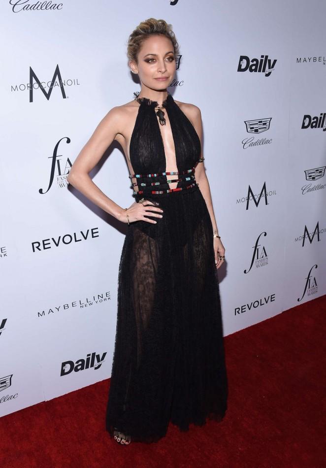 Nicole Richie – 2nd Annual Fashion Los Angeles Awards in LA